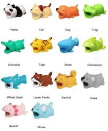 Kawaii Animals Kabelbeschermer - pick one