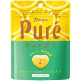 Puré Lemon Gummy