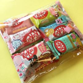 Japanese KitKat Tastepack (15 flavours!)
