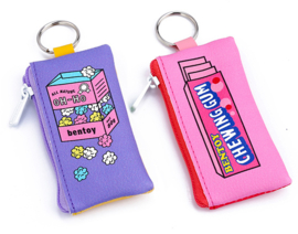 Portemonneetje Chewing Gum Keychain
