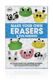 DIY Eraser Kit Animals