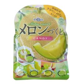 Senjaku Melon Assort Candy