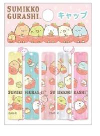 Bleistiftkappen Sumikkogurashi  Erdbeere Rosa