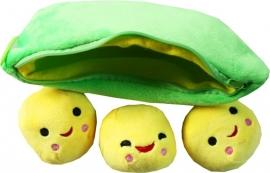 Kawaii beans knuffel Groot
