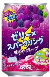 Purusshu! Jelly x Sparkling Grape