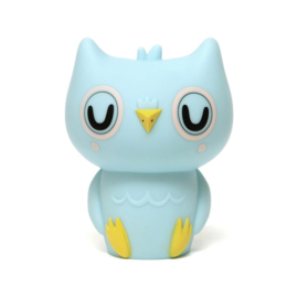Owl Night Light - Baby Blue
