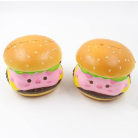 Squishy Marshmellii Burger - Boy or Girl