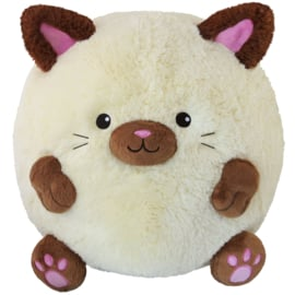 Squishable - 15 inch Siamese Cat