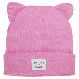 Kawaii MostCutest.nl Cat Ears Beanie Muts