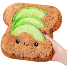 Squishable - 7 inch Avocado Toast