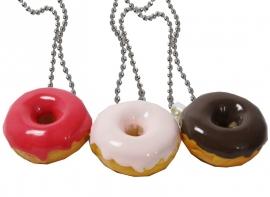 Kawaii ketting Donut