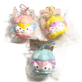 Squishy Poli Small Creampuff - Pick one