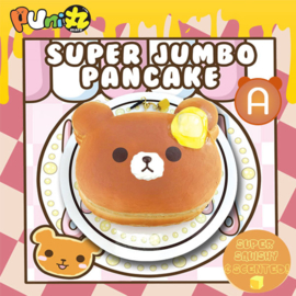 Squishy Puni Maru Super Jumbo Pancake Butter
