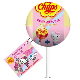 Sanrio Characters Chupa Cups Lollipop +  Figure