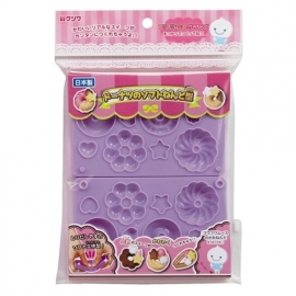 Fuwa Fuwa / Fluffy klei mal - 3D donuts