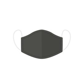 Mund-Nasenmaske - Grau