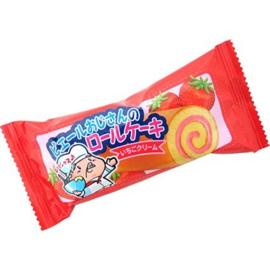 Roll Cake Ichigo Cream
