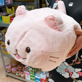 Amuse Marshmallow Nekochan Cat pink XL