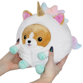 Squishable - 7 inch Undercover Corgi in Unicorn