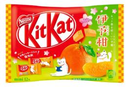 KitKat mini - Iyokan Mandarin - 12 minis