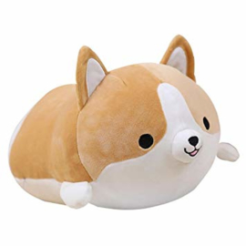 Kawaii Soft Corgi Plush