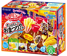 Popin Cookin Omatsuriyasan Candy Kit