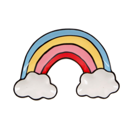 "Schoteltje / Trinket Dish ""Rainbow"""