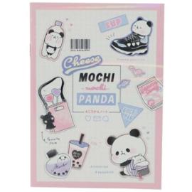 Notebook MochiMochi Panda Holografisch