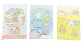 Diary Large Sumikko Gurashi 2020-2021 - Choose your colour