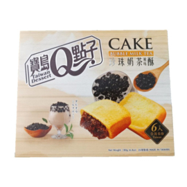 Bubble Milch Tea Cake Box