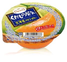 Kudamonoyasan Hokkaido Melone Jelly