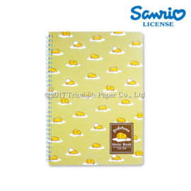 Notebook Big Gudetama All-Over