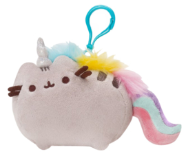 Plush Pusheenicorn with clip
