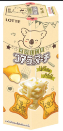 Koala no march Cookies - Weiße Milch