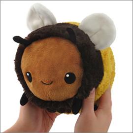 Squishable - 7 inch Fuzzy Bumblebee