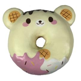 Squishy Puni Maru Yummiibear Animal Donut