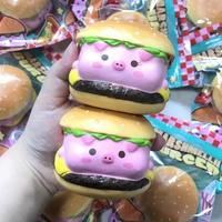 Squishy Marshmellii Burger - Boy or Girl