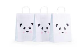5 stuks Kawaii Cadeautas - Panda