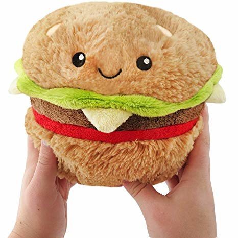 Squishable - 7 inch Hamburger