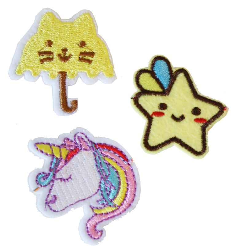 Patch Umbrella, Star of Unicorn