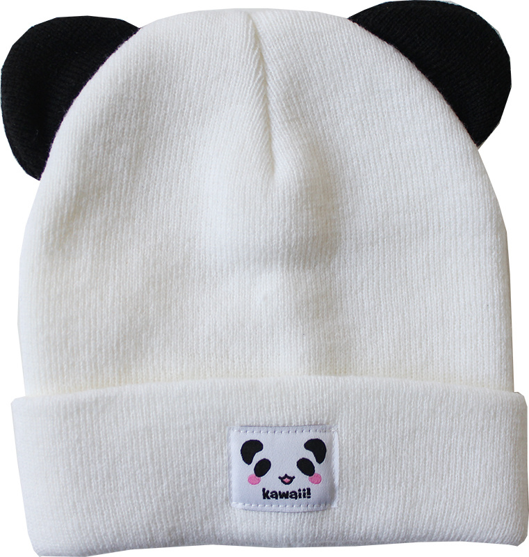 Kawaii MostCutest.nl Panda Ears Beanie Muts