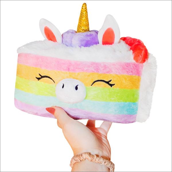 Squishable - 7 inch Comfort Food Unicorn Cake