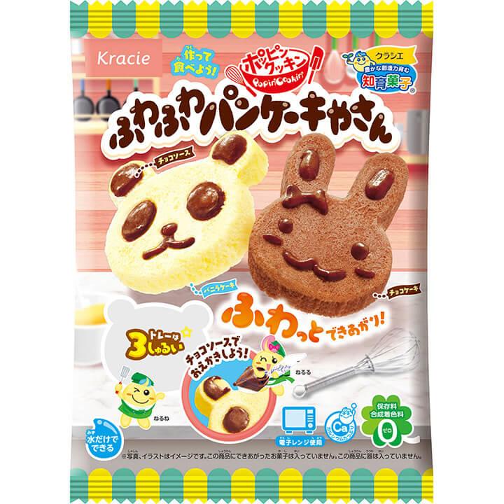 Popin Cookin Fuwa Fuwa Fluffy Pfannkuchen Japanischen Süßigkeiten