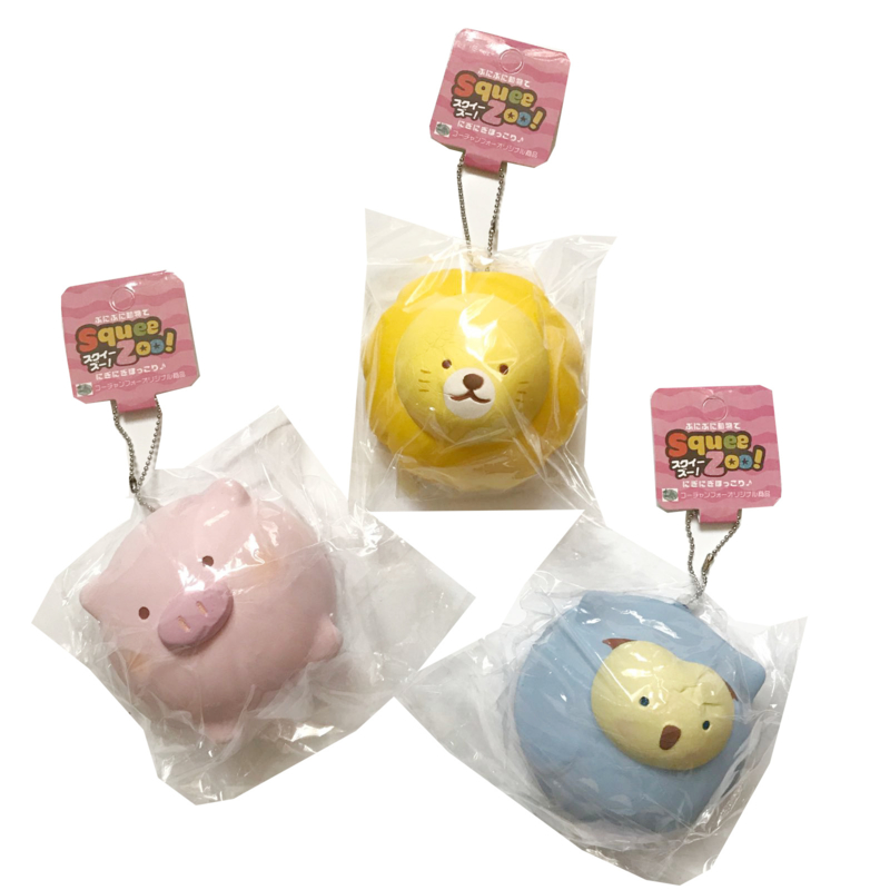 Squishy Squee Zoo - Pick one