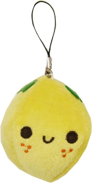 Plushie kawaii citroen