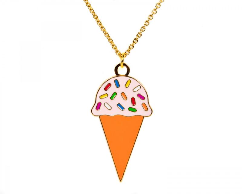 Kawaii necklace - Icecream