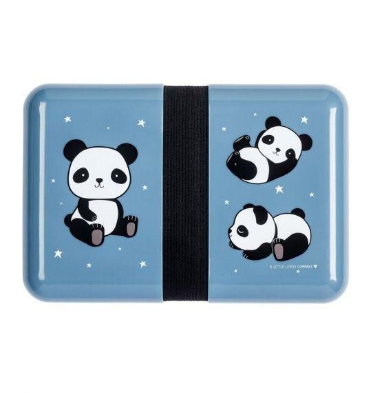 Brotdose Panda
