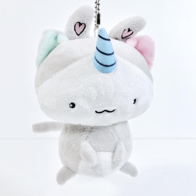 CutieSquad Unikitty | Plush Keychain 10cm