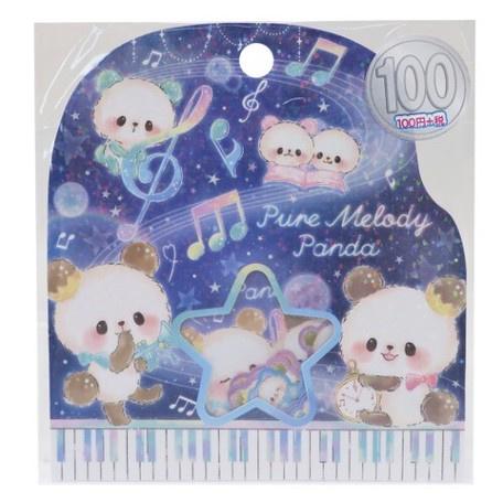 Stickertüte Pure Melody Panda Bear