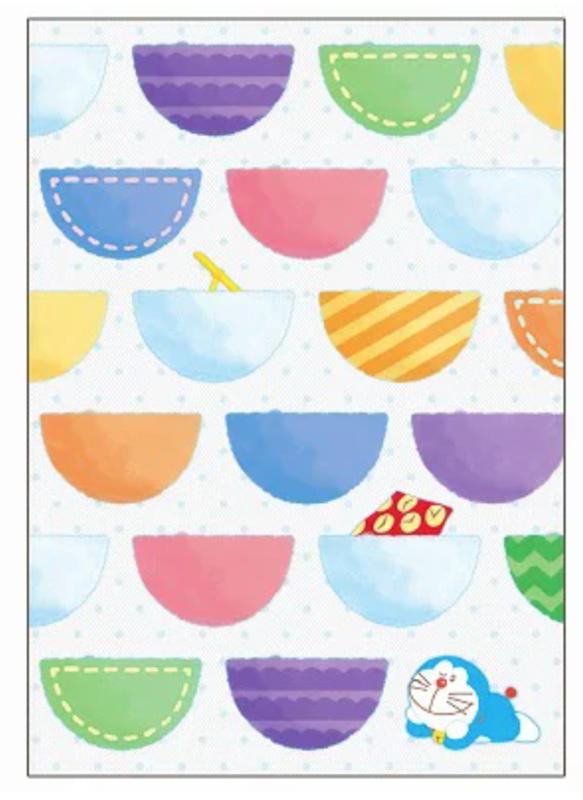 Notebook A5 Doraemon - Full colour DoraCan